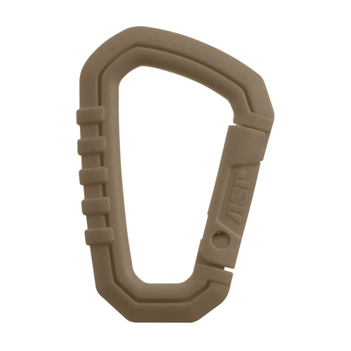 ASP ASP Polymer Carabiner Coyote 56217