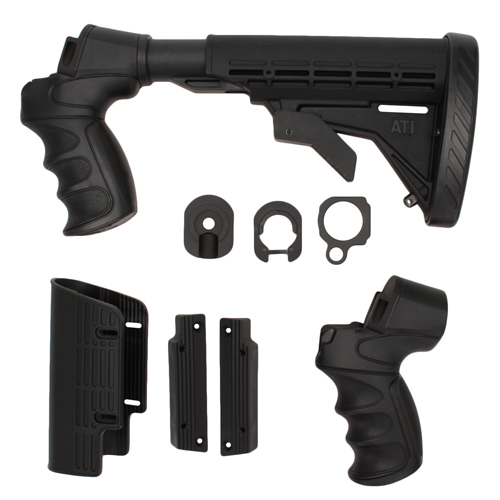 Advanced Technology Intl. ATI Talon Tactical Stock with SRS Mossberg A.1.10.1195