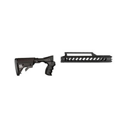 Advanced Technology Intl. ATI Saign Talon Tactical 6 Position Adjustable Stock AI with SRS With Forend A.1.10.1460