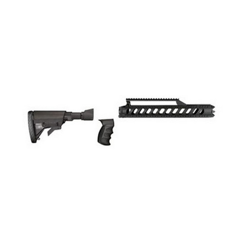 Advanced Technology Intl. ATI Saiga Strikeforce Elite with SRS/Aluminum Forend A.1.10.1461