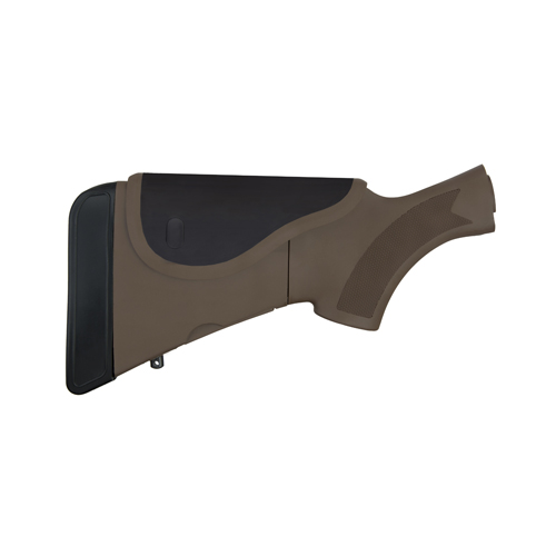 Advanced Technology Intl. ATI Akita Adjustable Stock with Neoprene/CR/SRS, Dark Earth Brown Mossberg A.1.30.1286