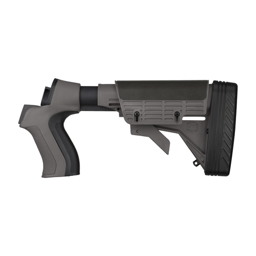 Advanced Technology Intl. ATI Saiga Talon Tact Stock w/Scorpion System, Gray A.1.40.1146