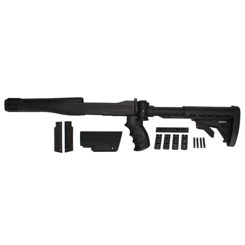 Advanced Technology Intl. ATI 10/22 Strikeforce Stock w/SRS 6 Position, Adjustable Non-Side Folding A.2.10.1008