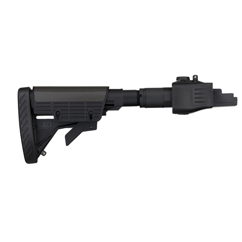 Advanced Technology Intl. ATI AK-47 StrikeForce 6 Position Adjustable Side Folding w/SRS/Aluminum A.2.10.1042