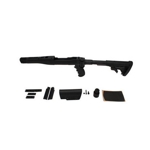 Advanced Technology Intl 10/22 Strikeforce Stock w/SRS 6 Position Adjustable Side Folding, Aluminum