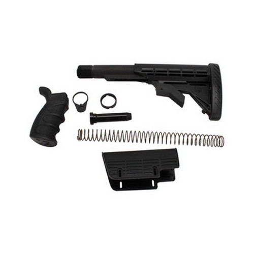 Advanced Technology Intl. ATI AR15 Strikeforce 6 Position Adjustable w/SRS Aluminum Hybrid Tube A.2.10.1131