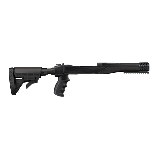 Advanced Technology Intl. ATI Strikeforce Folding Stock Package Black 10/22, Adjustable Cheek Rest, Scope Recoil system A.2.10.1216