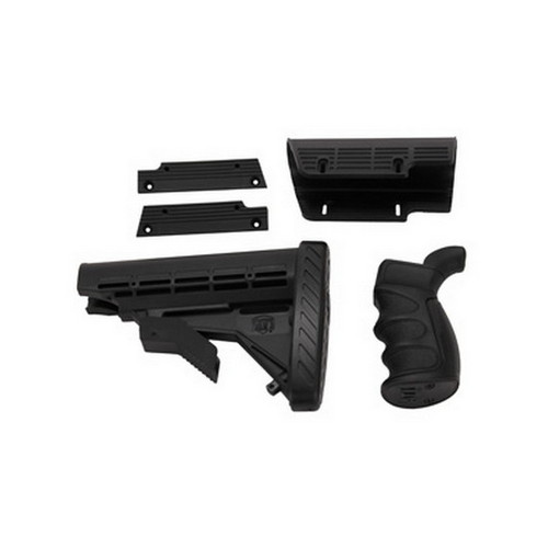 Advanced Technology Intl. ATI Strikeforce Adjustable Stock AR15, w/Scorpion Recoil System, Pistol Grip A.2.10.1222