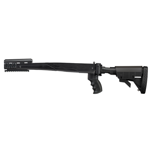 Advanced Technology Intl. ATI Strikeforce Folding Stock Package Black SKS, Cheek Rest, Recoil System A.2.10.1232