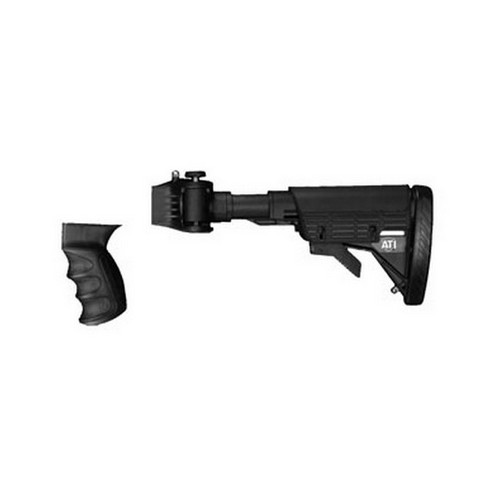 Advanced Technology Intl. ATI Saiga Strikeforce 6 Position Adjustable Side Folding w/SRS A.2.10.1270