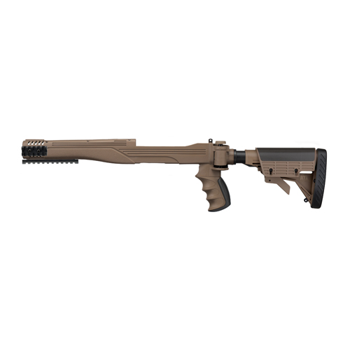 Advanced Technology Intl. ATI Strikeforce Folding Stock Package Desert Tan Ruger 10/22 w/Scorpion Recoil System A.2.20.1216