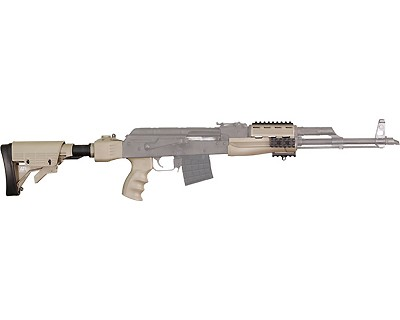 Advanced Technology Intl. Advanced Technology Intl Strikeforce Folding Stock Package Desert Tan AK47 A.2.20.1225