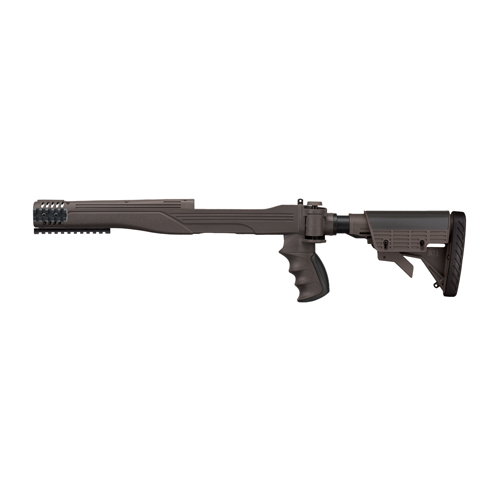 Advanced Technology Intl. ATI Strikeforce Folding Stock Package, Gray Ruger 10/22 w/Scorpion Recoil System A.2.40.1216