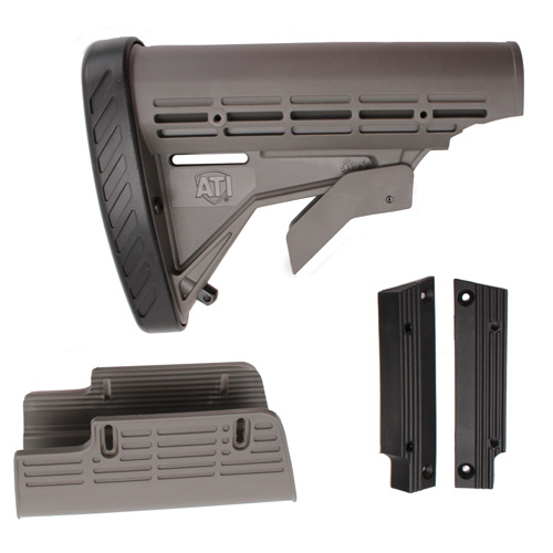 Advanced Technology Intl. ATI AR15 Strikeforce w/CR/SRP Gray A.2.40.1221