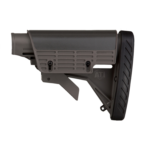 Advanced Technology Intl. ATI AR15 Strikeforce W/SRS/Pistol Grip Gray A.2.40.1222