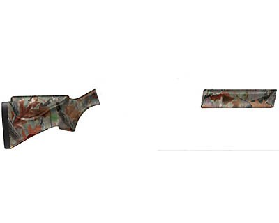 Advanced Technology Intl. ATI Adjustable Hunting Stock, Scorpion Buttpad, Forend, Camo Camo Synthetic AHS0100C
