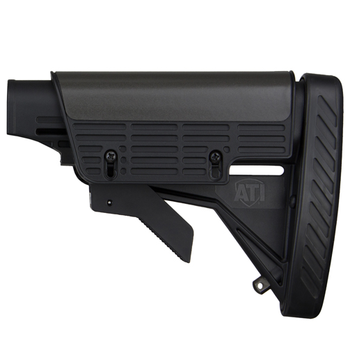 Advanced Technology Intl. ATI AR-15 Strikeforce Buttstock, Cheekrest, Pad Commercial ARA3300