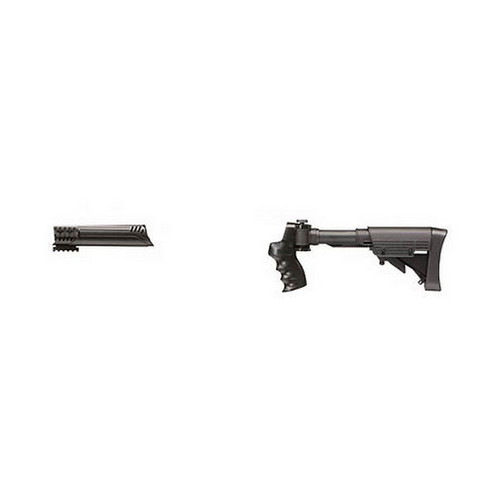 Advanced Technology Intl. ATI 6-Position Side Folding Tactical Shotgun Stock Stock and Forend TSG0100