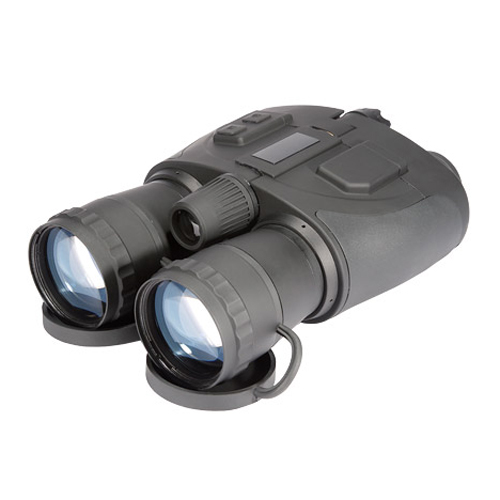 ATN ATN Night Scout VX Night Vision Binocular 1+ Gen 5X CR123A (1) Black NVBNNSCV10