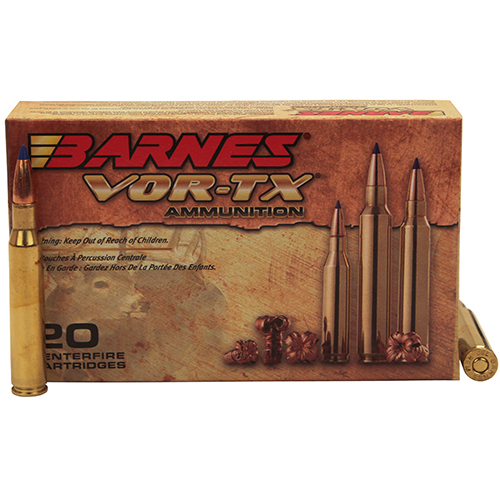 Barnes Bullets 280 Remington 140 Gr TSX BT (Per 20)