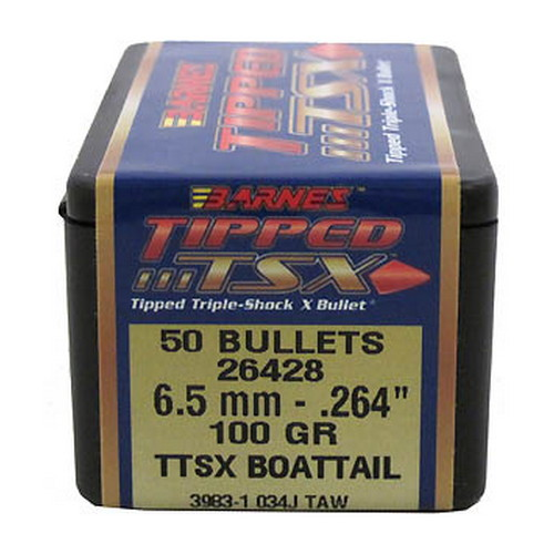 Barnes Bullets Barnes Bullets 6.5mm Caliber Bullets .264