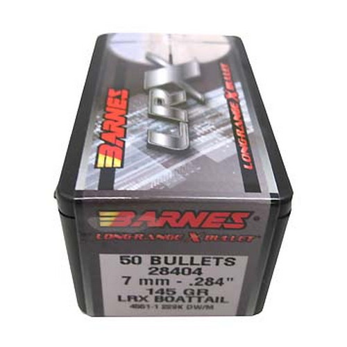 Barnes Bullets LRX(Long Range X) Bullets 7mm .284