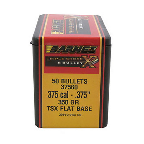 Barnes Bullets 375 Caliber .375