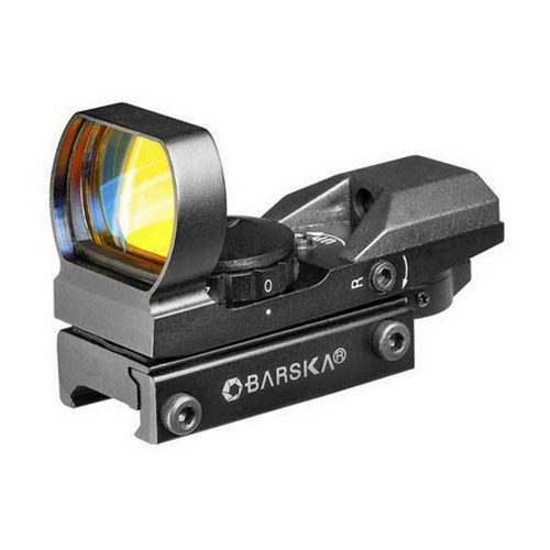 Barska Optics 1x, 22x33, Multi Reticle Sight