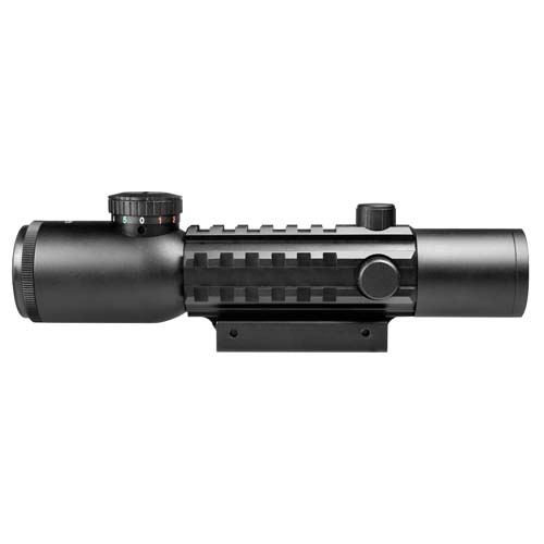 Barska Optics Electro Sight 4x28mm, IR Mil-Dot Reticle
