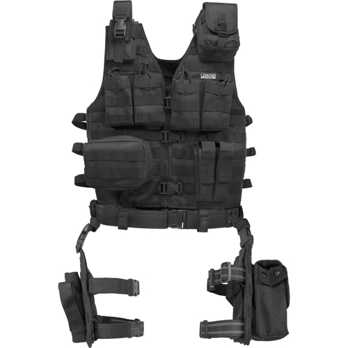 Barska Optics Barska Optics Loaded Gear Tactical Vest VX-100 BI12016