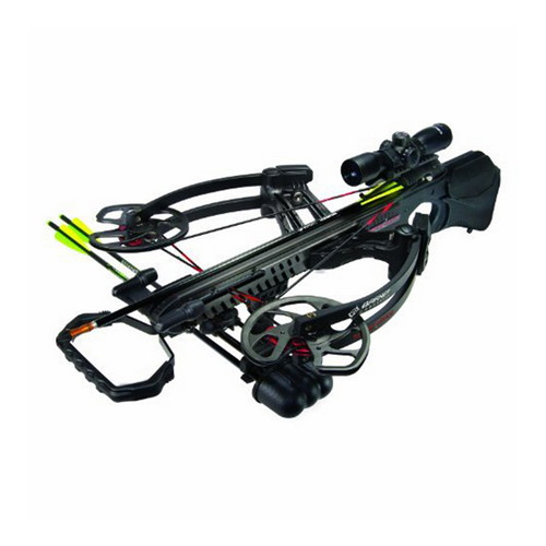Barnett Barnett Vengeance Crossbow Package Carbon 78201