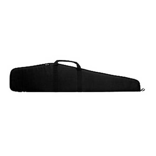 Bulldog Cases Economy Gun Case Black/Black 48