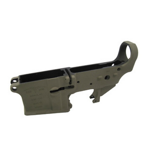 Black Dawn Black Dawn Stripped Lower Receiver Flat Dark Earth BDR-15SL-FDE
