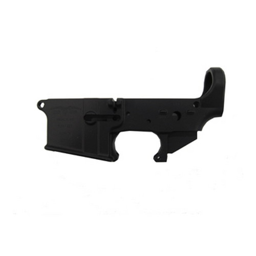 Black Dawn Black Dawn Stripped Lower Receiver Anodized BDR-15SL