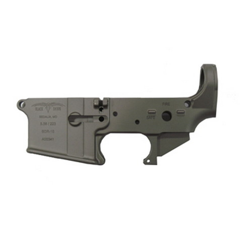 Black Dawn Black Dawn Stripped Lower Receiver NP3 BDR-15-SL-N3