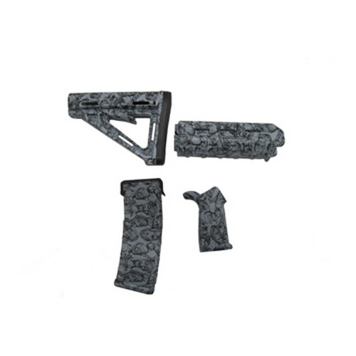 Black Dawn Black Dawn Zombie Carbine Furniture Kit Gray 401-CZ