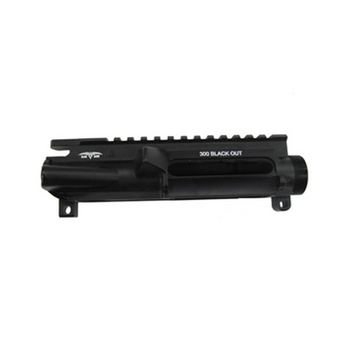 Black Dawn Black Dawn 300 Blackout Black Anodized Stripped Upper BDR-URBLK