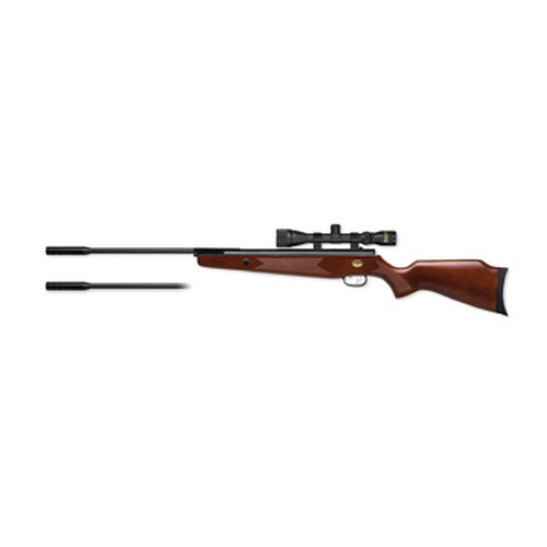 Beeman Elkhorn X2 DC Air Rifle Dual Caliber w/3-9x32