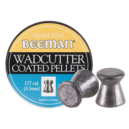 Beeman Beeman .177 Caliber Pellets Pointed, Per 250 1225