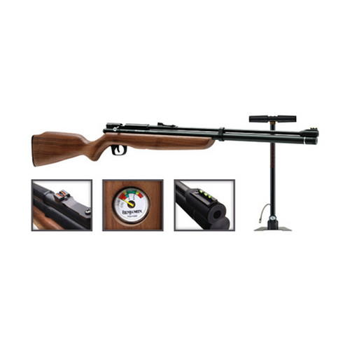 Benjamin Sheridan Discovery Pre-Charged Air Rifle .177 Caliber