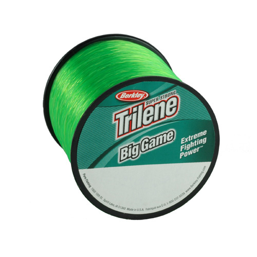 Berkley Berkley Trilene Big Game 1/4 lb Spool 50 lbs, 3270 Yards, Solar Collector 1003000