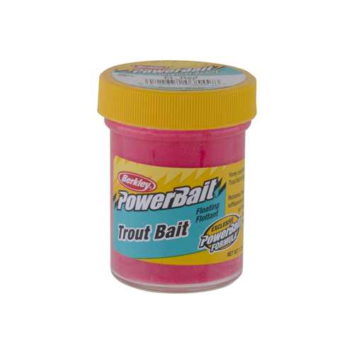 Berkley Biodegradable Trout Dough Bait Red