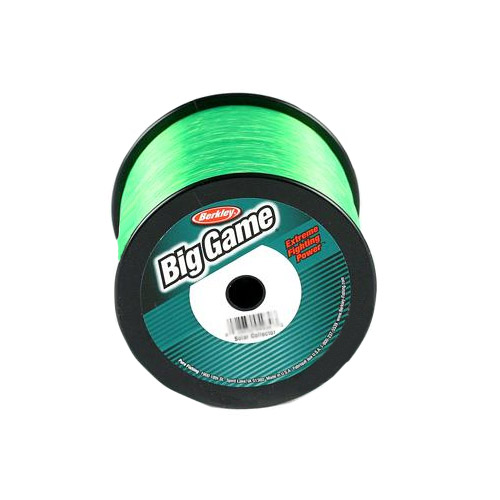 Berkley Berkley Trilene Big Game 1/4 lb Spool 30 lb 440 Yards, Solar Collector 1068365