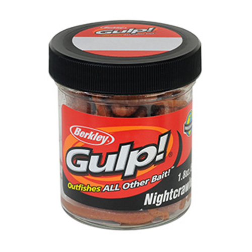 Berkley Berkley Gulp! Extruded Nightcrawler, 6