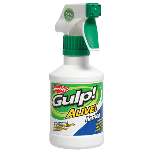 Berkley Berkley Gulp! Spray 8 oz Herring 1130449