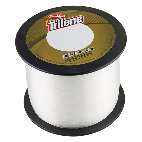 Berkley Berkley Trilene Fluorocarbon Professional Grade, Clear 2000 Yards, 20 lb 1133076