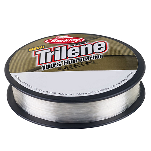 Berkley Berkley Trilene Fluorocarbon Professional Grad 110 Yards, Clear 4 lbs 1135069