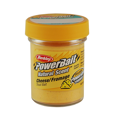 Berkley Biodegradable Trout Dough Bait Cheese