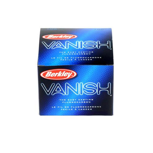 Berkley Berkley Vanish Fluorocarbon Line, Clear 40 lbs, 2000 Yards 1196209