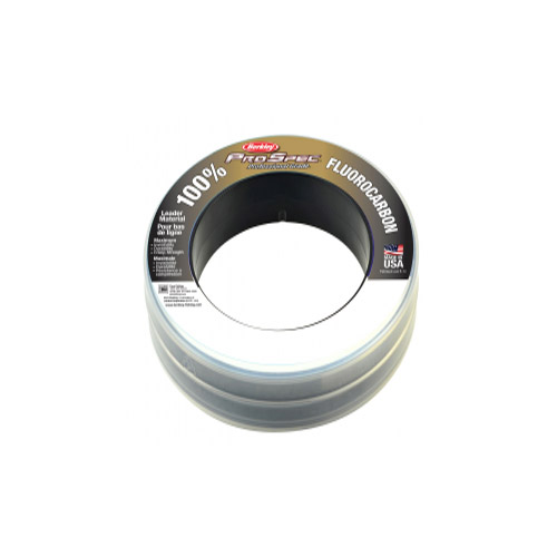 Berkley Berkley ProSpec 100% Fluorocarbon Leader, Clear 40 lb, 100 Yards 1259764